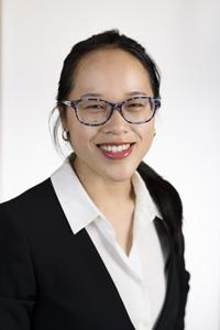 Lisa Liang, Graduate Paralegal